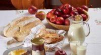 Tradicionalen slovenski zajtrk